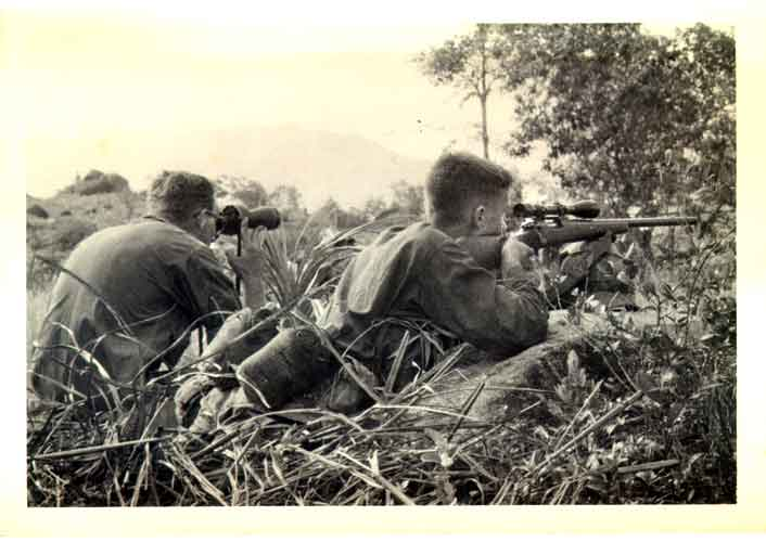 M40 USMC snipe! MurraySwiftSniper