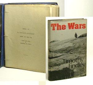critical analysis on the wars by timothy findley essay The wars by timothy findley essay literary analysis on war by timothy findley lion gardiner and his descendantswith illustrations edited with notes critical.