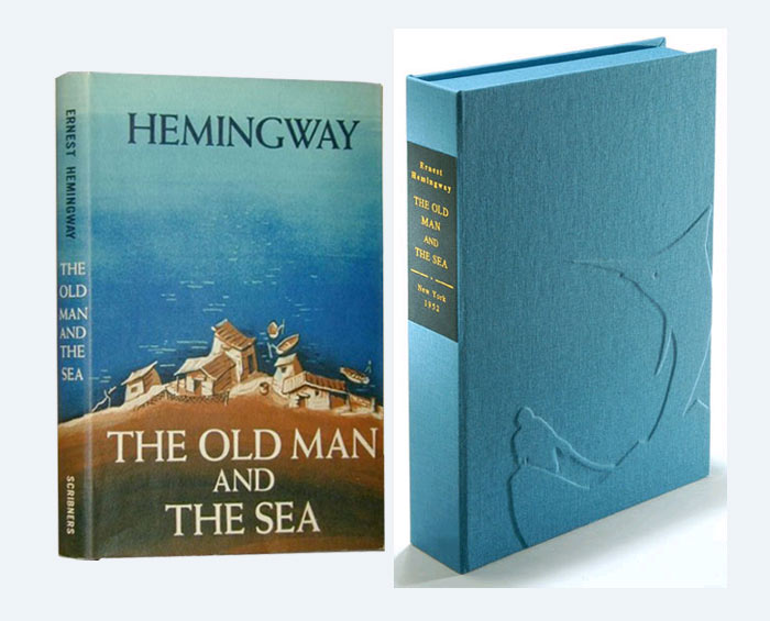 the old man and the sea by ernest hemingway 2 essay Old man and the sea essay examples willpower of one [insert hook] in the novella, old man and the sea, by ernest hemingway, santiago is an older man struggling to succeed as a fisherman in his small town.